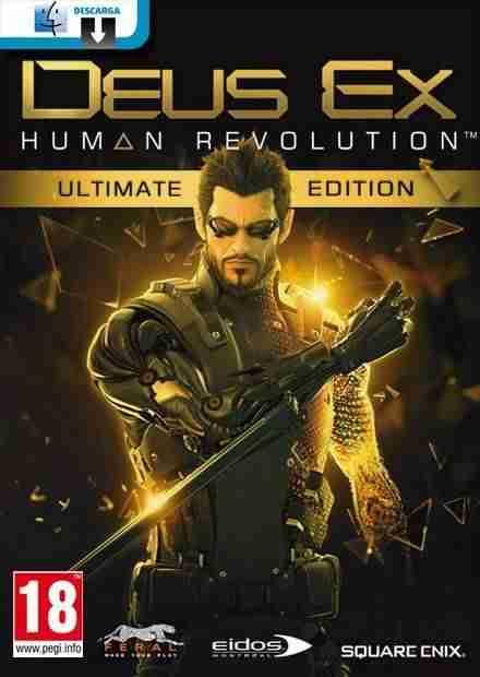 Descargar Deus Ex Human Revolution Ultimate Edition [MULTI][MAC OSX][P2P] por Torrent